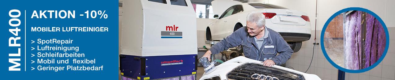 Mobile Luftreiniger MLR400